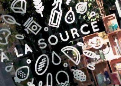 A la Source – Epicerie en vrac