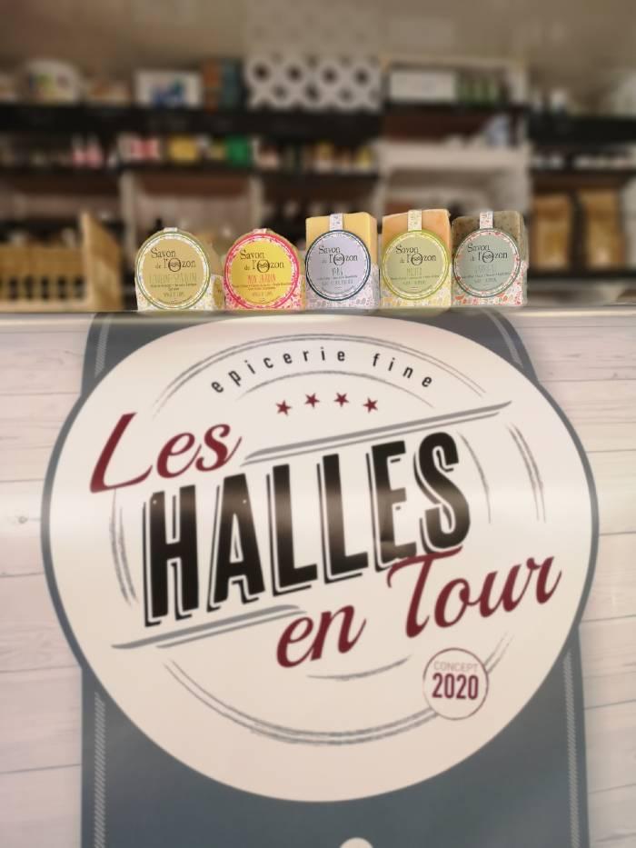 Epicerie Les Halles en Tour